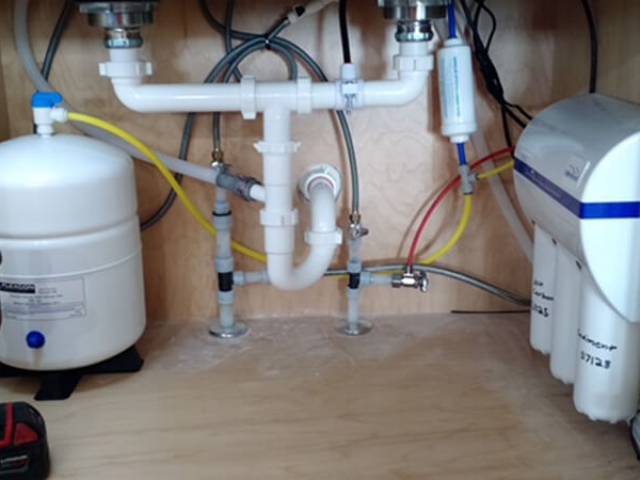 Under Kitchen Sink